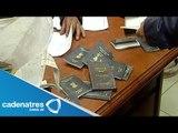 Hallan más de 30 pasaportes de la India en Tlatelolco / Are more than 30 passports in Tlatelolco