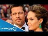 Brad Pitt y Angelina Jolie se casan en By the sea / Brad Pitt and Angelina Jolie in By the sea