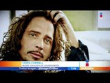 Fallece fundador de Soundgarden: Chris Cornell | Imagen Noticias con Francisco Zea