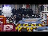 Últimos detalles sobre la situación en París /  Ricardo Salas