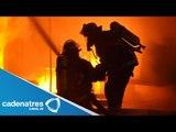 Cortocircuito provoca incendio en mercado de Tepito