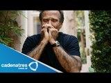 Confirman suicidio de Robin Williams / Confirmed Robin Williams's suicide