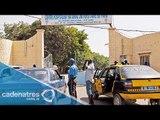 Lanza OMS alerta por brote de ébola en Senegal/ Alert first case of Ebola in Senegal