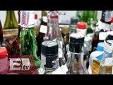 Destruye las botellas de bebidas alcohólicas para reducir los productos adulterados: Cofepris