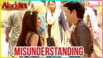 Aladdin And Yasmin Misunderstand Each other In Aladdin - Naam Toh Suna Hoga