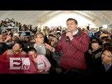 EPN entrega títulos de propiedad en Tabasco / Ingrid Barrera