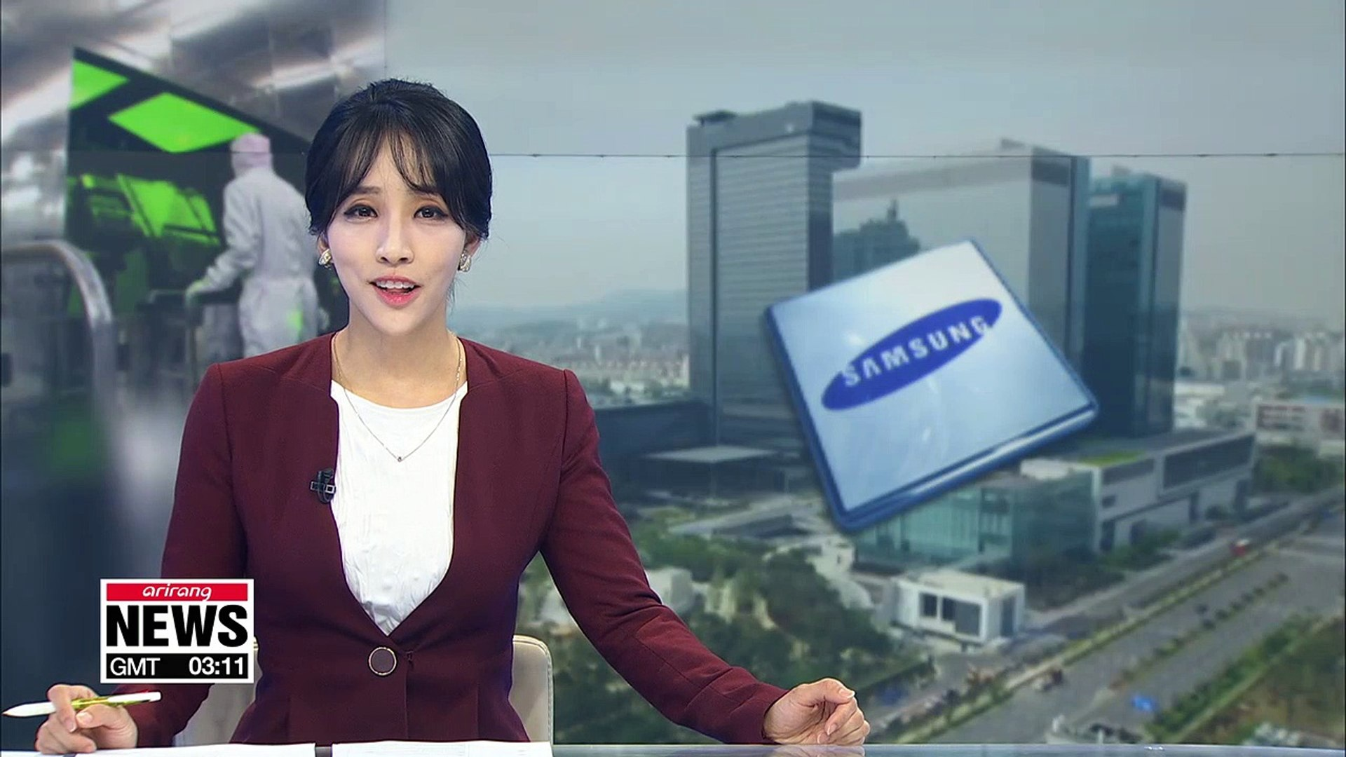 Samsung Electronics makes a new profit record of more than 15 billion dollars for the 3rd quarter