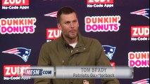 Tom Brady Patriots vs. Colts Week 5 Postgame Press Conference