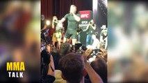 Conor McGregor GOES FURIOUS on Khabib, Khabib Trashes McGregor's fans, Silva responds to Conor