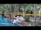 Cuerpos exhumados de fosas clandestinas se encuentran en el forense de Chilpancingo
