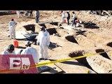 662 cuerpos encontrados en fosas clandestinas desde el 2006: PGR/ Vianey Esquinca
