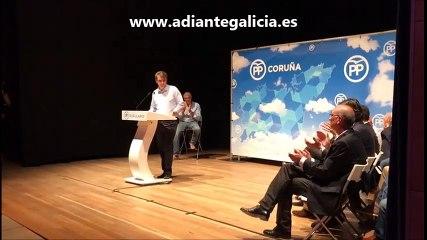 Diego Calvo, presentación de María Pose