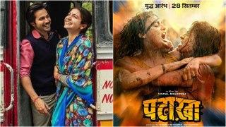 Box Office Verdict Sui Dhaaga & Pataakha | Varun Dhawan | Anushka Sharma | #TutejaTalks