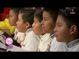 ¡El coro Voces 'Yumhu' canta Cielito Lindo en lengua otomí! | Sale el Sol