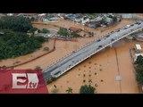 Lluvias e inundaciones dejan en Sao Paulo, Brasil, al menos 20 muertos/ Kimberly Armengol