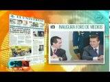 Portadas de los periódicos: 22 de octubre / Así amanecieron las portadas de los periódicos
