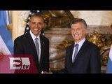 Argentina y Estados Unidos juntos contra el terrorismo / Kimberly Armengol