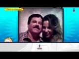 Kate del Castillo adelanta primer parte del encuentro con El Chapo | Sale el Sol