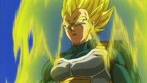 Nouvelle bande annonce de Dragon Ball Super avec Broly, Vegeta et Goku (Gogeta)