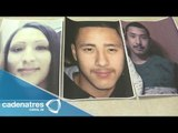 Encuentran muertos a tres jóvenes estadounidenses en Matamoros, Tamaulipas