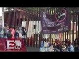 Nuño pide a alumnos del IPN levantar el paro / Ricardo Salas