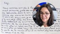 Lettre d'une enfant syrienne à son frère par Lou, lauréate du concours Antoine de Saint Exupéry
