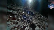 Kendaraan ruang angkasa Jepang kirim gambar asteroid Ryugu - TomoNews