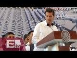Peña Nieto pide no bajar la guardia frente a fenómenos climáticos/ Atalo Mata
