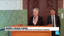 Nobel Peace Prize: Committee announces winners