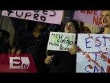 Brasil conmocionado por la violación colectiva a una joven / Kimberly Armengol