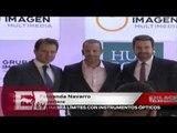 The Huffington Post llega a México en alianza con GIMM/  Mariana H
