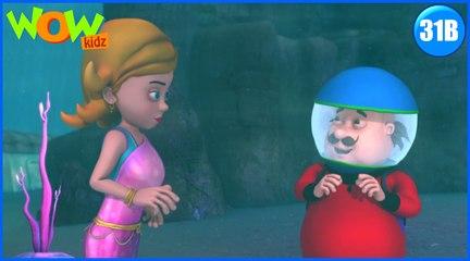 Motu Patlu in Hindi | Motu Patlu and Mermaid| Cartoon for Kids | Wow Kidz
