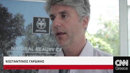 Ο Πρόεδρος και Διευθυντής του Εθνικού Ιδρύματος Ερευνών μιλά στο CNN Greece