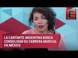 """Flor Villagra y su """"Cruje cascarón"""""""