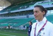 Equipe de France Féminine : d'une Coupe du Monde à l'autre I FFF 2018