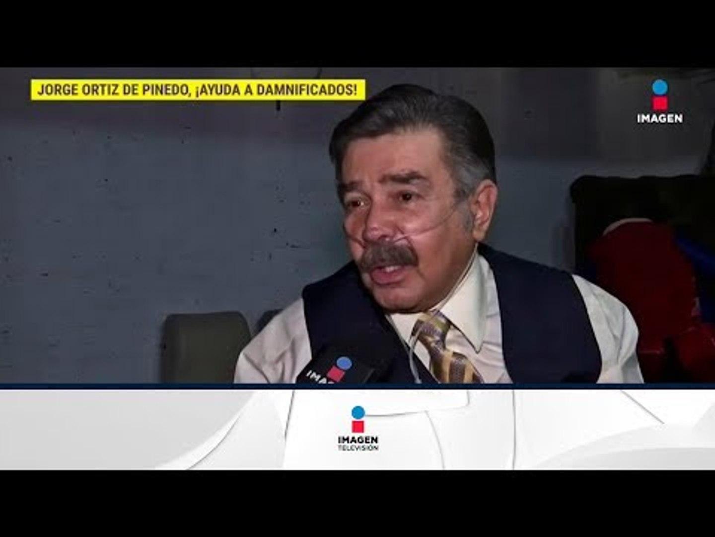¡Jorge Ortiz de Pinedo ayuda a los damnificados que aún lo requieren! | De Primera Mano