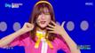 [HOT] Lipbubble - Yellow Pink , 립버블 - Yellow Pink Show Music core 20181006