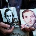 """Hommage à Aznavour: """"En France, les poètes ne meurent jamais"""""""