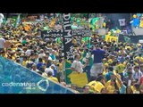 Brasil marcha contra Dilma Rousseff