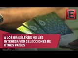 Revenden boletos en Río por eliminación de sus selecciones