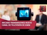 Nuevo canal de televisión abierta de GIMM se transmitirá por el canal 3