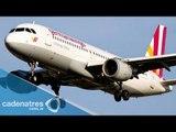 ¿Qué fue lo que pasó con el  Airbus A320 caído en los Alpes franceses?