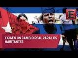 """Campaña """"Todos por Cuba libre"""" denuncian represión por parte del Gobierno Cubano"""