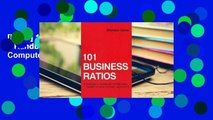 [P.D.F] 101 Business Ratios: A Manager s Handbook of Definitions, Equations, and Computer