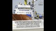 Marseille: Génération Identitaire s'introduit au siège de SOS Méditerranée