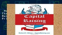 Review  Capital Raising: The 5-Step System for Raising Capital from Private Investors