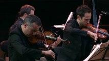 Franck : Quintette pour piano, deux violons, alto et violoncelle (1er mvt) (B. Chamayou, Quatuor Ebène)