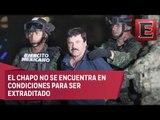 Abogado de El Chapo denuncia violación a derechos del capo