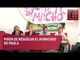 Activistas hacen un llamado para evitar asesinatos contra la comunidad transgénero