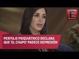 Emma Coronel solicita a CIDH que examinen las condiciones en que vive 'El Chapo'
